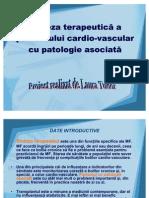 Sinteza Terapeutica a Pacientului Cardiovascular Cu Patologie Asociata