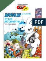 Arthur Le Fantome Just Icier- Arthur Et Les Incorruptibles