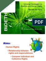 BIOETIKA Universal Declaration_ Benefit & Harm