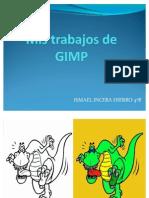 Mis Trabajos de GIMP