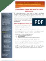MySQL Migration
