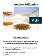 Fish by Product Utilisation