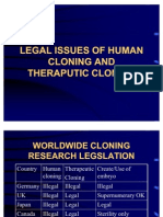 Anti Cloning Presentation