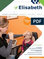 Patiëntenmagazine (Liever Elisabeth), winter 2012