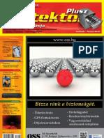 2011 6. DetektorPlus Magazin