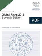 Global Risks Report 2012