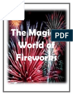 The Magical World of Fireworks