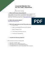 Lesson 2 Tasks- JG