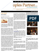 PPDD e-Newsletter - November 2008 Issue