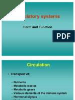 6.Circulatory Systems