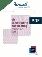 Airwell Guida Prodotti Rac 2011_2 Edizione
