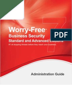 WFBS Admin Guide   Malware   Computer Virus