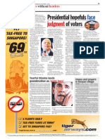 TheSun 2008-11-05 Page11 Presidential Hopefuls Face Judgment of Voters