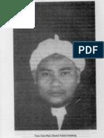 Kenali - Allahyarham Tuan Guru Haji Ghazali Pulai Chondong- pg3