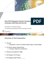 10 Soltau How DLR Supports German Companies in Winning Work With ESA and the EU