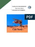 Dengue . Case