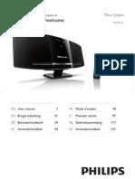 Philips MCM233/12 Benutzerhandbuch