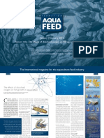 The effects of dissolved oxygen on fish growth in aquaculture