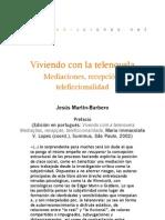 Viviendo con la telenovela. Mediaciones, recepción, teleficcionalidad (Prólogo)