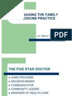 Managing the Family Medicine Practice