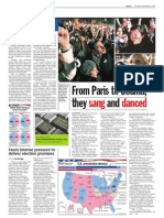 TheSun 2008-11-06 Page10 From Paris to Obama They Sang and Danced