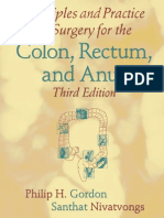 Gordon_Principles and Practice of Surgery for the Colon Rectum and Anus 3rd Ed