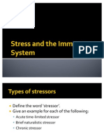 04 Stress and Immune System 2010