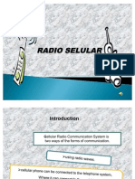 Cellular Communication. (GROUP C)