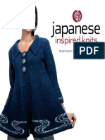 Japanese Inspired Knits