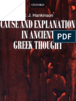 24259800 Cause and Explanation in Ancient Greek Thought
