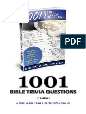 photograph regarding Printable Kjv Bible Trivia Questions and Answers named 1001 Bible Trivia Issues v1 01 Jacob Jesus
