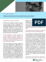 Entrevista con el Dr. Enrique Mascarós