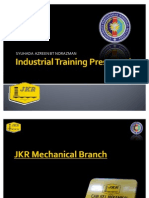 Taklimat Rancangan Latihan (Syuhada UPHM)