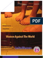 Delta Women January Issue Me Against the World