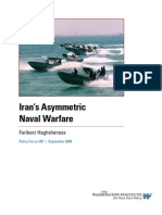 Asymmetric Iranian Naval Warfare