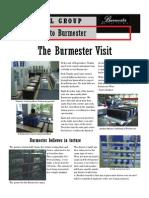 Trip to Burmester Factory - Berlin