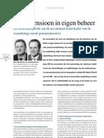 DGA-Pensioen in Eigen Beheer, Penp Juni 2005
