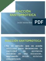REACCIÓN XANTOPROTEICA