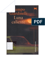 Luna Caliente - Mempo Giardinelli
