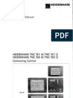 heidenhain tnc 151 155 operating manual cartesian coordinate rh scribd com Mazatrol Programming Manual Mazatrol Programming Manual