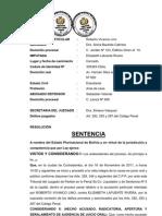 SENTENCIA CORREGIR ULTIMITO