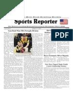 January 11, 2012 SportsReporter