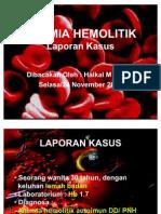 Anemia Hemolitik-ppt Haikal