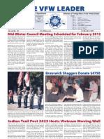 NC VFW Leader Oct-Dec11