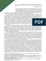 A crise do Estado de Bem-estar e o avanço das políticas neoliberais na reformulação dos sistemas de proteçao na america latina