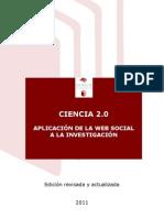 App de La Web Social a La Investigacion