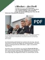 Christoph Blocher – der Profi