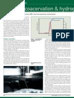 Complex Coacervation & Hydrogel