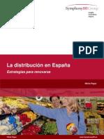 La distribución en España