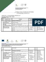 Proiectarea Unitatii de Invatare Tema 1